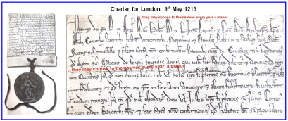 Charter for London